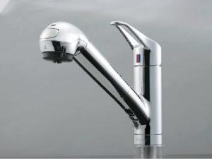 浄水器内蔵シングルレバー水栓